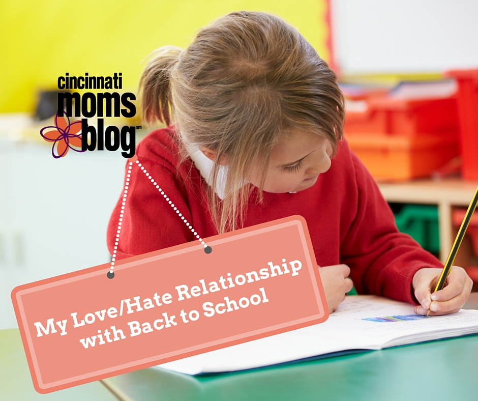My Love_Hate Relationshipwith Back to School