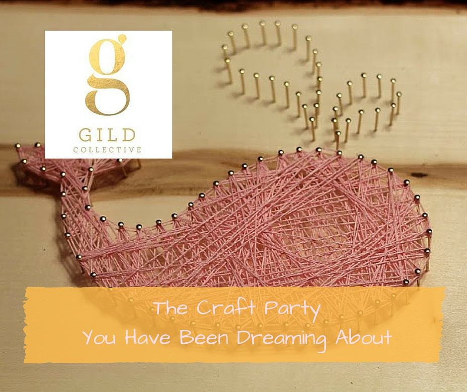 The Craft Party You Have Been Dreaming About
