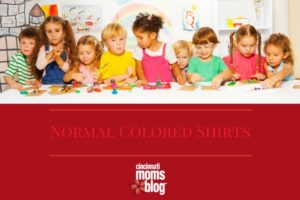 Normal Colored Shirts
