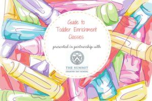 Toddler Enrichment Classes 600