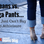 Jeans vs. Yoga Pants…Why I Just Can't Buy into Athleisure