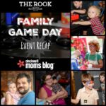 Family Game Day Event Recap