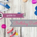 The Cincinnati Moms Guide to Birthday Parties