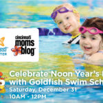 Noon Year's Eve with Goldfish Swim School {Event}
