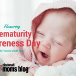 Honoring Prematurity Awareness Day: My Preemie's Birth Story