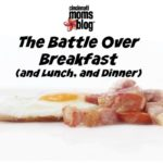 The Battle Over Breakfast (and Lunch, and Dinner)