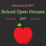 Cincinnati & NKY School Open Houses {2017}