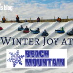 Winter Joy at Beach Mountain