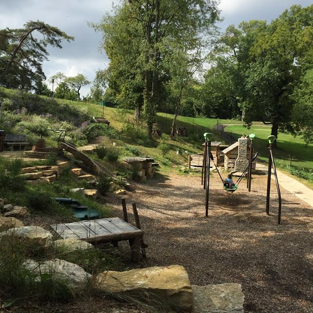 Warriors Path State Park Basketball Court: The CMB Guide To Local Playgrounds {South}
