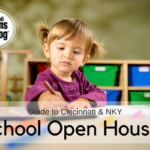 Guide to Cincinnati & NKY School Open Houses {2018}