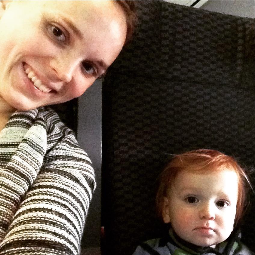 Travel toddler