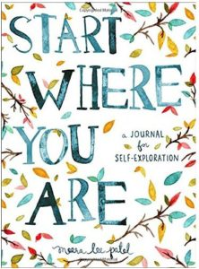 Resolution Resources: Start Where You Are Journal