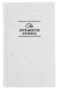 Resolution Resources: The Five-Minute Journal