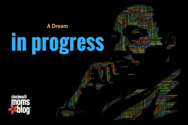 a dream in progress