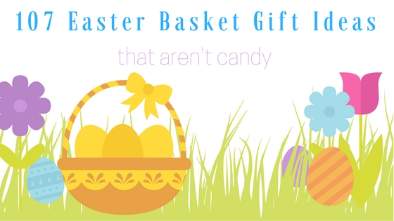 107 candy free easter basket gift ideas negle Image collections