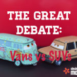 The Great Debate: Vans vs. SUVs