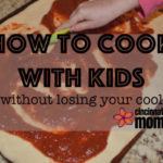 cooking with kids pizza