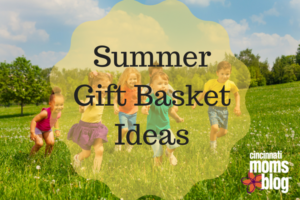 CMB Summer Gift Basket Ideas