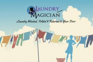 Laundry Washed, Folded & Returned to Your Door