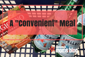 CMB A -Convenient- Meal