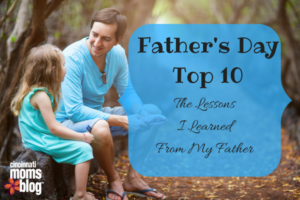 CMB Father's Day Top 10
