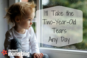 CMB I'll Take theTwo-Year-Old TearsAny Day