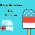 10 Fun Activities for Summer