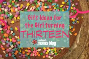 gift ideas for thirteen