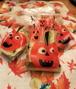 Tricks for A Healthy Halloween Treat!