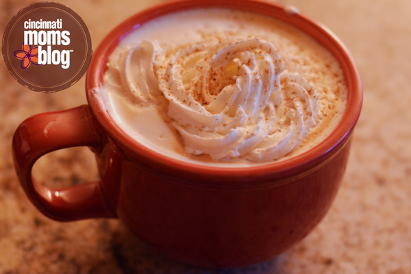 Dirty Pumpkin Spice Chai Tea Latte