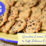 Grandma Emma's Secret for Soft, Delicious Cookies
