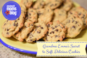 Grandma Emma's Secret to Soft, Delicious Cookies