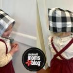 Kid Craft: Thanksgiving Pilgrim Bonnet