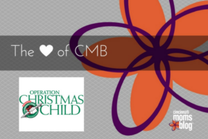 Heart of CMB: Operation Christmas Child