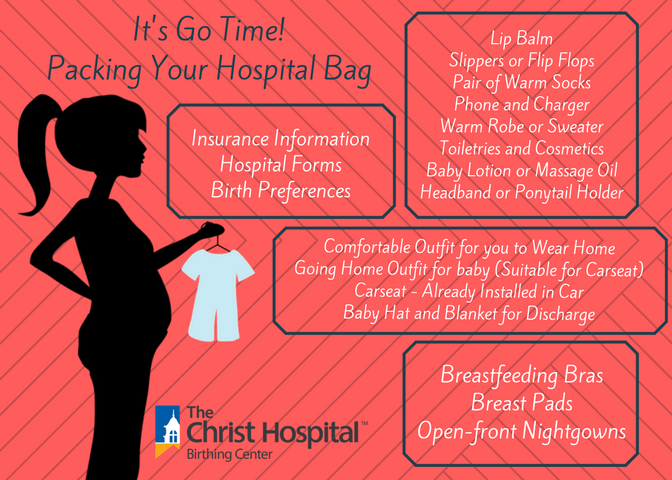The Christ Hospital Birthing Centers: 3 Must-Haves for Labor and Delivery