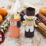 Thanksgiving Fun: Ten Crafts to Make with Your Kids