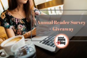 Annual Reader Survey+ Giveaway