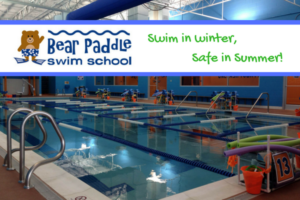 Swim in winter, Safe in Summer!