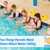 Goldfish Swim School - water safety