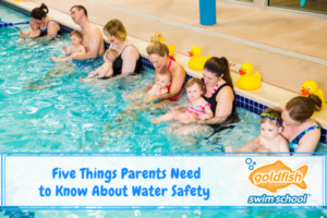 Goldfish Swim School - water safety