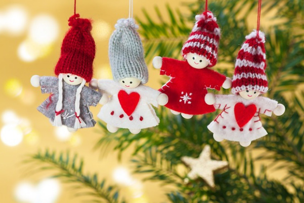 10 diy kids christmas ornaments