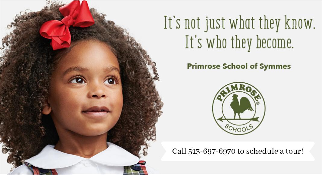 Student at Primrose School of Symmes