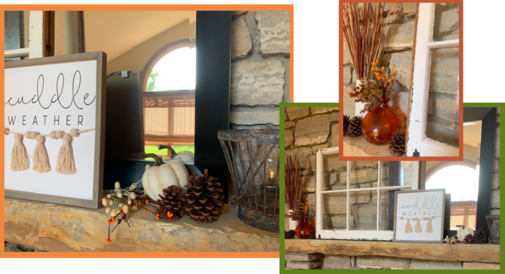 Fall Decorating - Dayton-Cincinnati Vintage Market Days