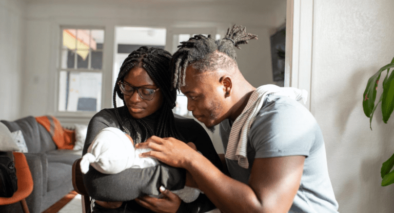 Babywearing {My Black History}