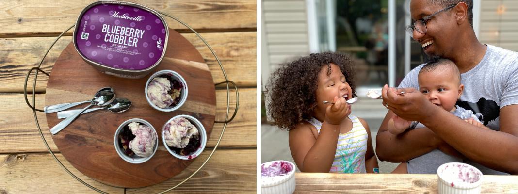 Sweet summer memories with Hudsonville ice cream