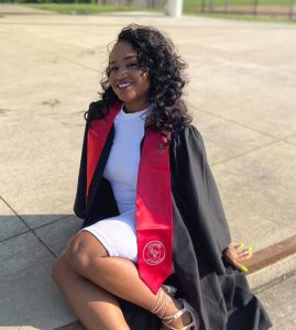 Tia Alicia Jones Grad