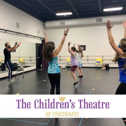 the children's theatre of cincinnati classes