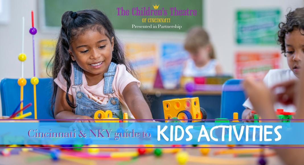 kids activities in cincinnati