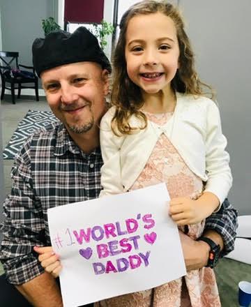 Planet Dance Daddy Daughter Dance