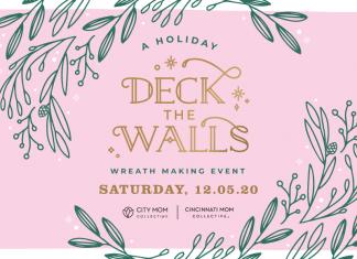 deck the walls cincinnati